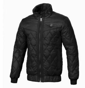 Details Pit Winter Red Men Kurtka Coast PitBull Coat Bull zu Bomber Sunset Jacket West CxroedB