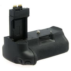 Batterie-Poignee-Grip-pour-Appareil-Photo-DSLR-Canon-EOS-550D-600D-650D-LP-E8