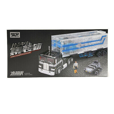 Transformers Weijiang Optimus prime trailer can match MPP10//M01 trailer only