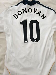 info for 729f0 891af Details about *LA Galaxy USA Soccer Jersey Shirt Landon Donovan MLS World  Cup Ultra Rare*