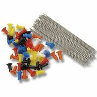 100 Pieces .40c Pro-length Target Blowguns Darts Made&the Best Buy In The Usa