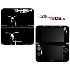 Death Note Edition for New Nintendo 3DS XL Skin Decal Cover