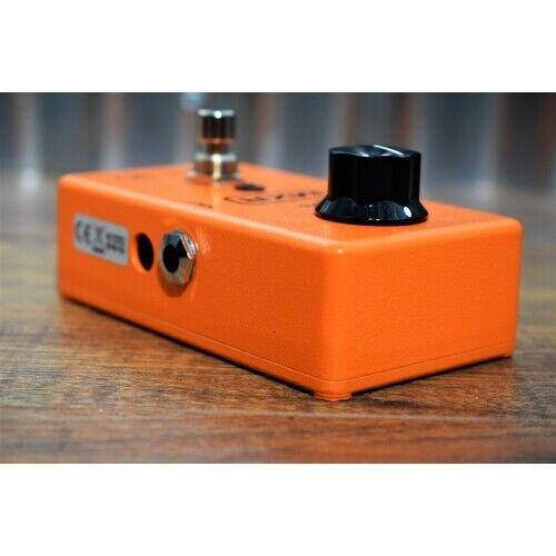 Dunlop MXR M101 Phase 90 Phaser Classic Orange Guitar Effect Pedal