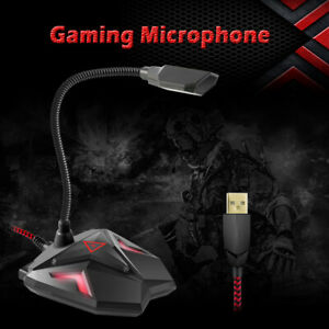 Adjustable-Plug-and-Play-Gameing-Studio-USB-Microphone-for-Win-7-8-10-TH1133