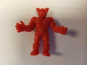 M-U-S-C-L-E-Kinnikuman-Red-Color-124-Foxman