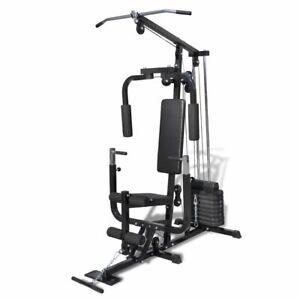 vidaXL-Multi-Gym-Utility-Fitness-Machine-Bench-Strength-Weights-Equipment