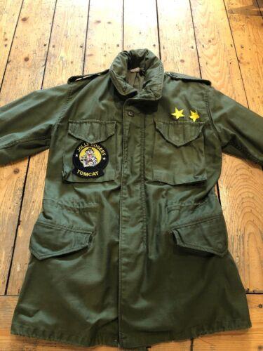 Militare Khaki leggermente 10 trapuntato 8 Top oliva Shop giacca Uk verde Parka wqxnBt05T