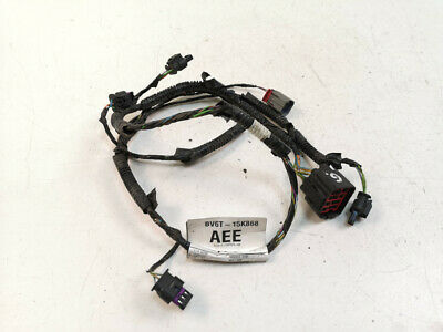 ford focus 2012 diesel pdc parking sensor wiring loom cable harness  amd22044 | ebay  ebay