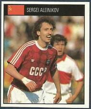 ORBIS 1990 WORLD CUP COLLECTION-#216-RUSSIA-SERGEI ALEINIKOV