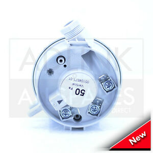 ARISTON INTESA  23MFFI /& 31MFFI  AIR PRESSURE SWITCH 65100716   65104671