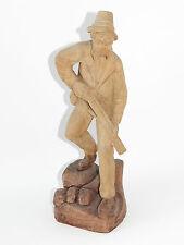 Jäger,Holz Figur,Holzschnitzerei,Jagd,Dekoration,Aufstellfigur,Skulptur