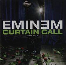 Eminem - Curtain Call: The Hits [New CD] Clean