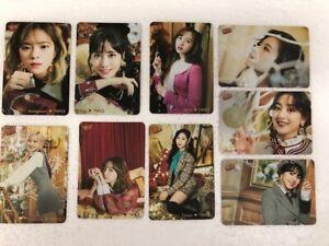 Details about Twice JungYeon Momo JiHyo Mina DaHyun Tzu-Yu ChaeYoung Sana  NaYeon 9 Card 085