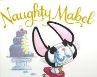 Naughty Mabel on sale