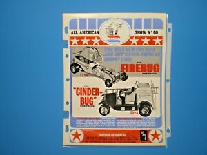 AMT-Original-1969-dealer-Flyer-034-All-American-Show-n-039-Go-034-series-L-K