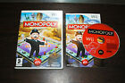 Jeu MONOPOLY pour Nintendo Wii PAL COMPLET (CD OK)
