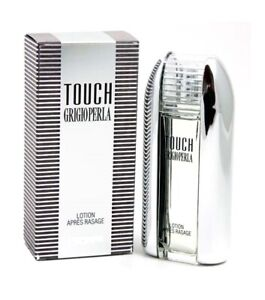 GRIGIOPERLA-034-Touch-034-After-Shave-Lotion-ml-50-VINTAGE-e-RARO