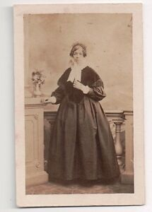 Vintage-CDV-Unidentified-Austrian-Hungarian-Noble-Amand-Schlossarek-Photo