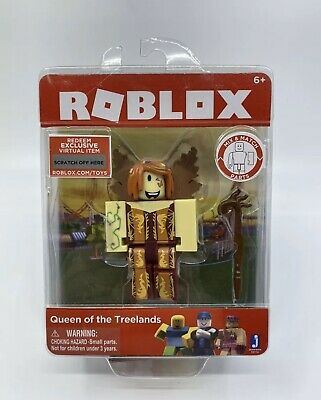 Roblox Queen Of The Treelands W Virtual Code New Ebay