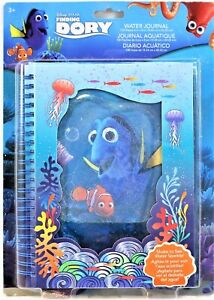 Disney-Pixar-Finding-Dory-Water-Journal-New-In-Package-Free-Shipping
