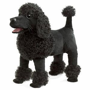 Folkmanis-Handpuppe-Hund-Pudel