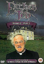 Details about Father Ted DVD - Series 2 - Part 2 ( contains 5 episodes )