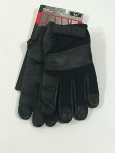 NEW-HWI-RPL100-RAPPELLING-GLOVES-BLACK-SMALL