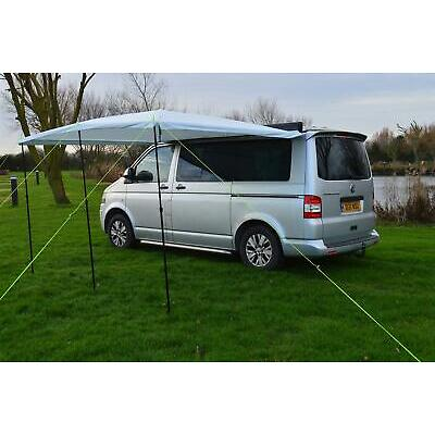 Campervan Awning / Sun Canopy Sunshade Fits VW T4 T5 T6 with 4mm or 6mm Rail