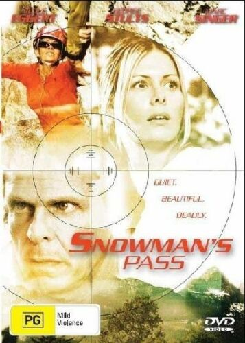 1 of 1 - Snowman's Pass - NEW+SEALED DVD movie - R4 - fast free post