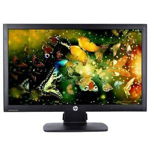 21-5-034-HP-ProDisplay-P221-DVI-VGA-1080p-Widescreen-LED-LCD-Monitor-Black