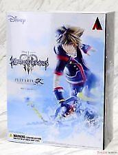 Square Enix Kingdom Hearts III: Sora Play Arts Kai Action Figure NEW