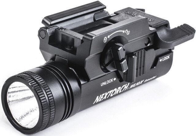 New Nextorch NXWL10X Light Executor Handgun Light NXWL10X 94013e