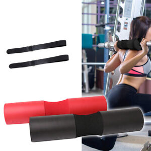 Barbell-Pad-Foam-Squat-Bar-Support-Weight-Lifting-Pull-Up-Neck-Shoulder-Protect