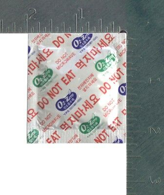 300 CC Premium Oxygen Absorbers- 2 bag of 100 packet Fresh /& Fresh 200 Packet