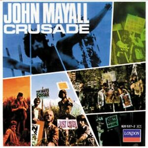 John-Mayall-039-s-Bluesb-Crusade-NEW-CD