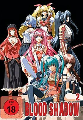 Blood Shadow Vol. 2 - Manga DVD - Animation & Anime