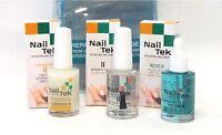 Nail Tek Nailtek Nail Treatment Assorted Choice .5oz/14ml