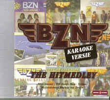 BZN-The Hitmedley  karaoke Versie Promo cd single