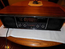 Vintage Panasonic RE-7300A AM FM FM  Stereo Table Top Radio With Phono Input