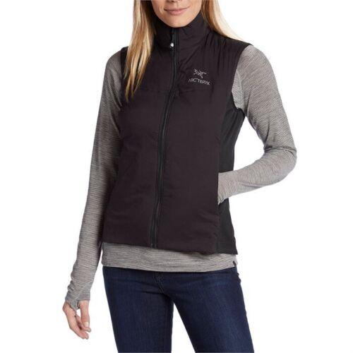womens arcteryx Xs Extra Small Atom Lt Vest Black