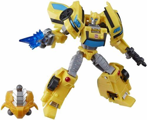 "Transformers cyberverse Deluxe Bumblebee 5/"" FIG Sting Shot ATTACCO maccadam BAF"