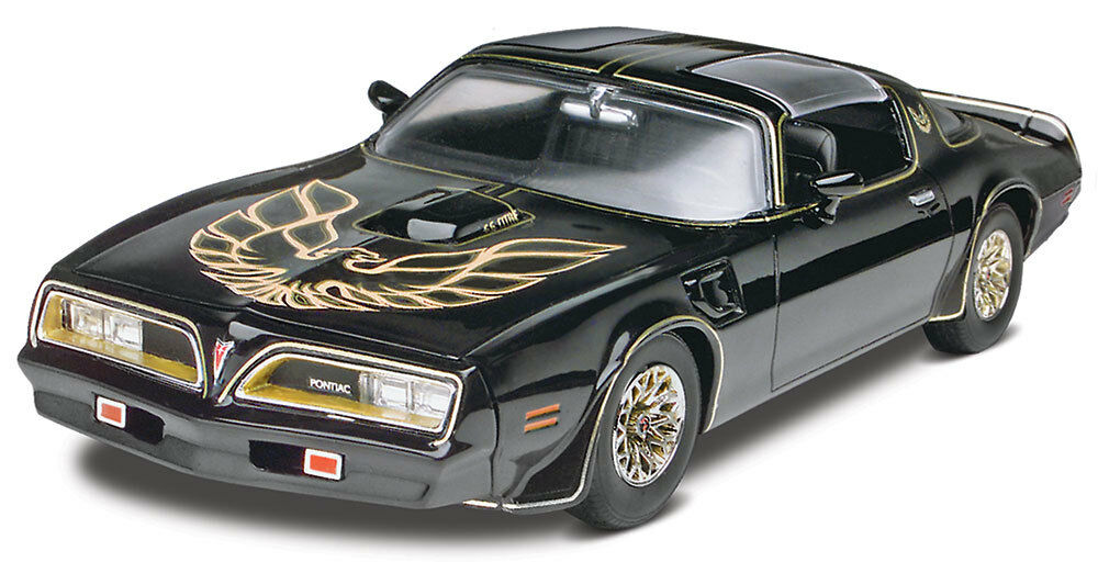 2013 revell 1 25 Smokey & the Bandit 1977 Pontiac Firebird Model Kit new