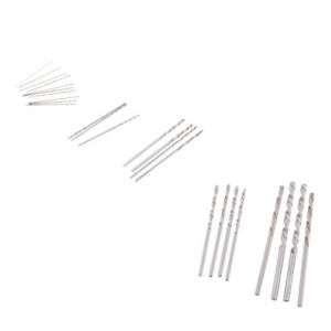 25-Pcs-Forets-Outils-D-039-ingenierie-DIY-Fer-Angle-0-5mm-3-0mm