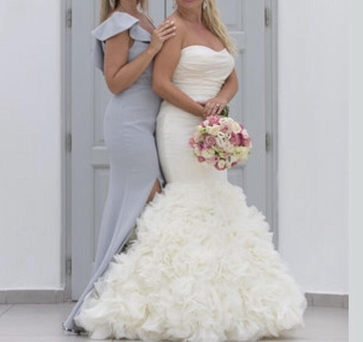 Winnie Couture Janine 8437 Wedding Dress - image 4