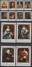 Manama 1971 ** Mi.734/45 A Britische Monarchen British Monarchs Richard ll. III.