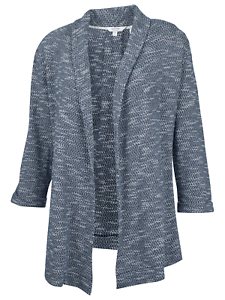 SS92 Navy NEW RRP £48 ExFat Face Callington Textured Cover Up