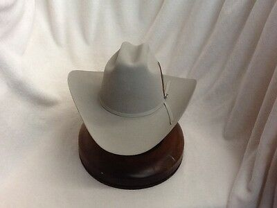 Free Hat Brush+No Tax Sale Stetson Cowboy Hat 6X Beaver Fur Chocolate RANCHER