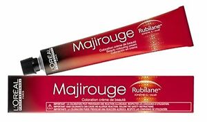 image is loading coloration cheveux majirouge l 039 oreal n 6 - L Oreal Coloration Rouge