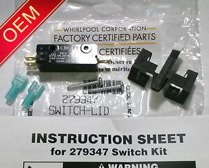 W10820036-AP5985146-279347-PS11723153-OEM-Genuine-Whirlpool-Washer-Lid-Switch