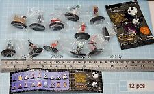The Nightmare Before Christmas Mini Figure 12 pcs - Run'A    , h#1